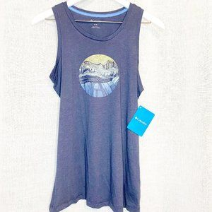 NWT Columbia Sandy Trail Graphic Tank Top